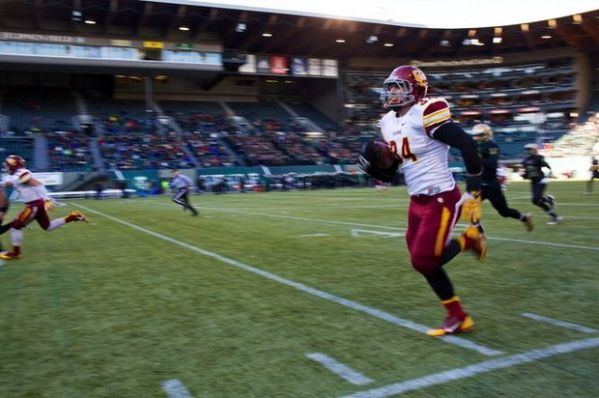 Top 20 high school running backs of the Oregonian all ...