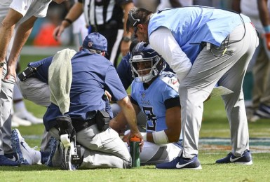 Image result for marcus mariota injury