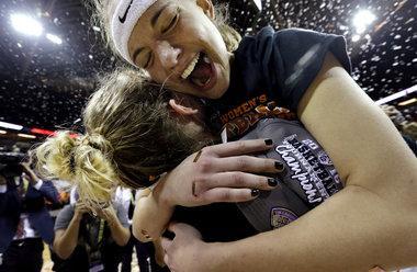 Oregon State Beavers top UCLA 69-57 to win Pac-12 women's ...