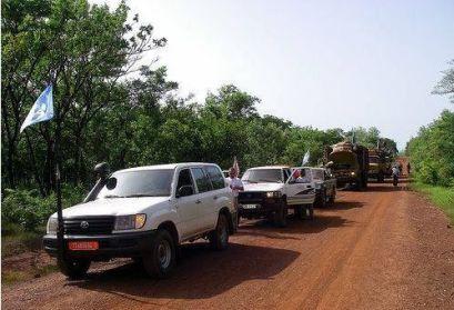 Centrafrique : sept (7) humanitaires kidnappés par des éléments de la CPC