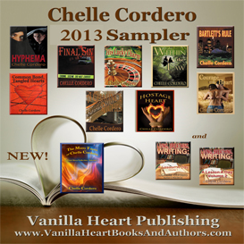 Download the Fiction eBooks | Chelle Cordero 2013 Sampler
