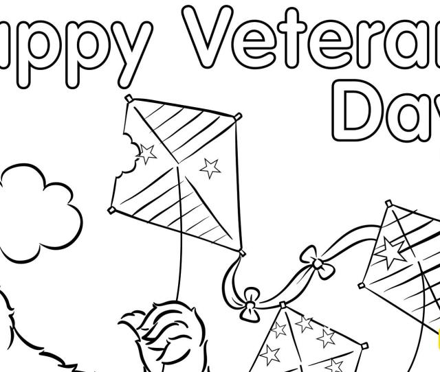 Veterans Day Coloring Page Printable Sesame Street Pbs