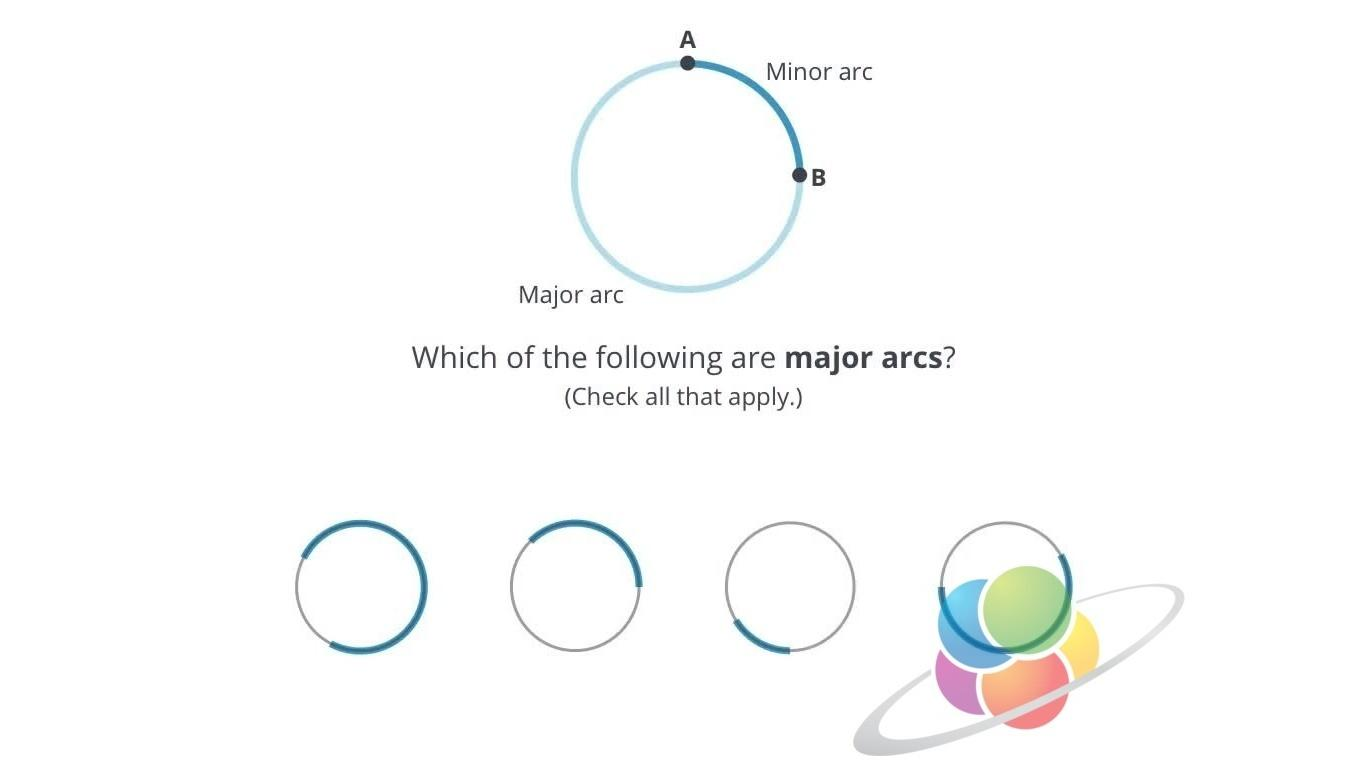 Arcs And Central Angles