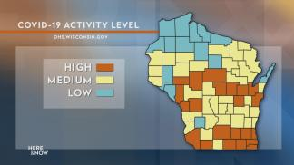 Wisconsin Struggles to Explain Sudden Spike in Covid-19 Cases