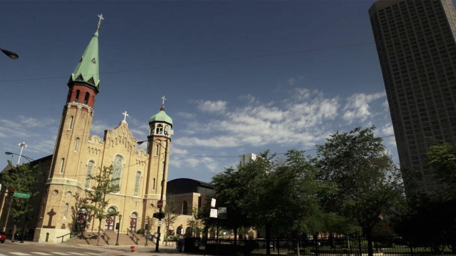 Video Old St Patrick S Church Chicago Renaissance Story