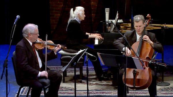 PA Great Performances - Eaken Piano Trio | WVIA Special ...
