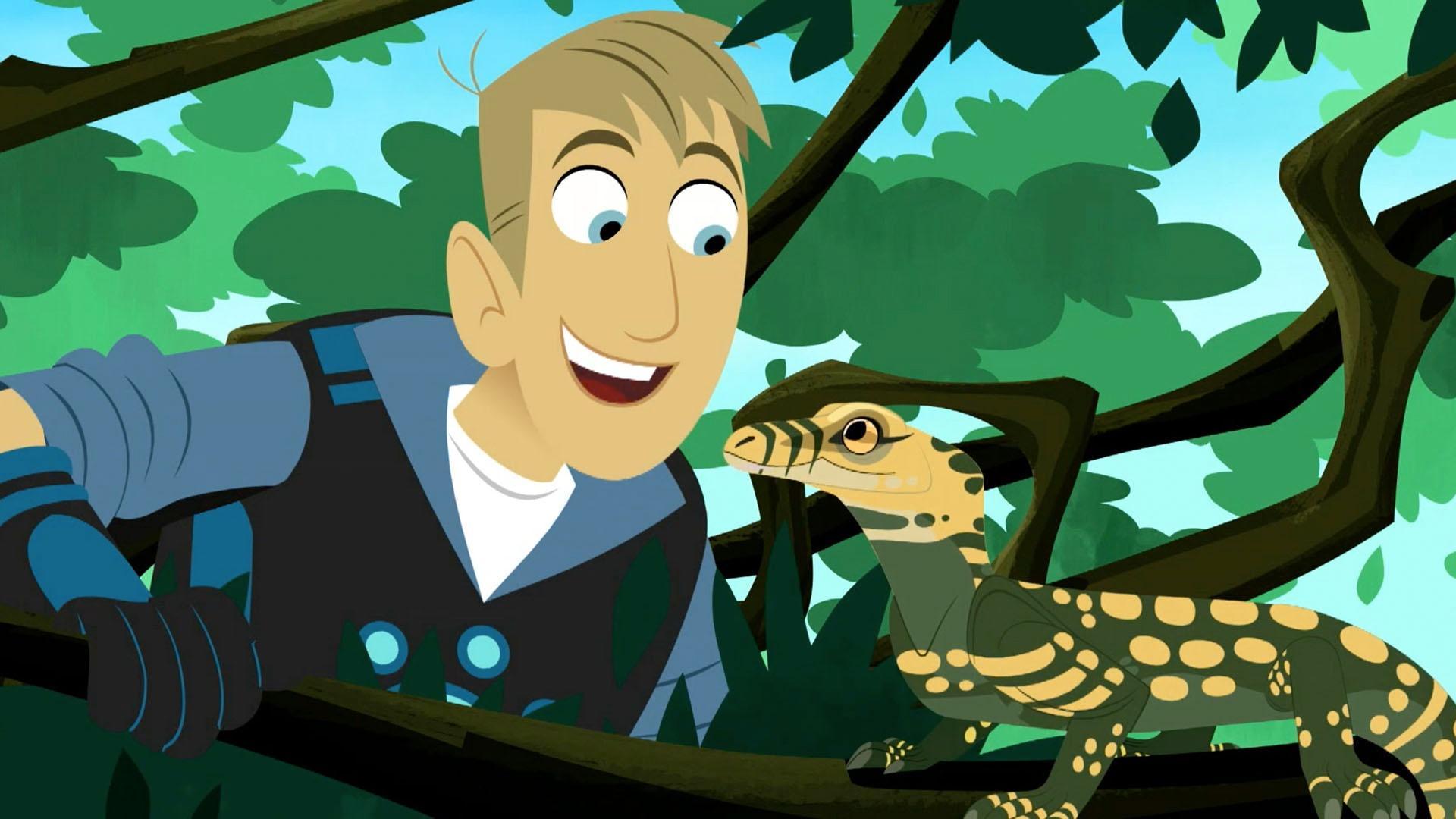 Komodo Dragon Videos For Kids