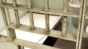 Without funds to pay fines, minor incidents can mean jail image