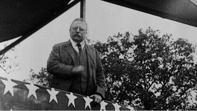 Theodore Roosevelt Personality