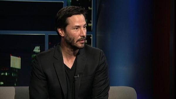 Actor Keanu Reeves   Interviews   Tavis Smiley   PBS