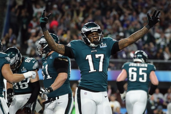 Image result for alshon jeffery 600 x 400