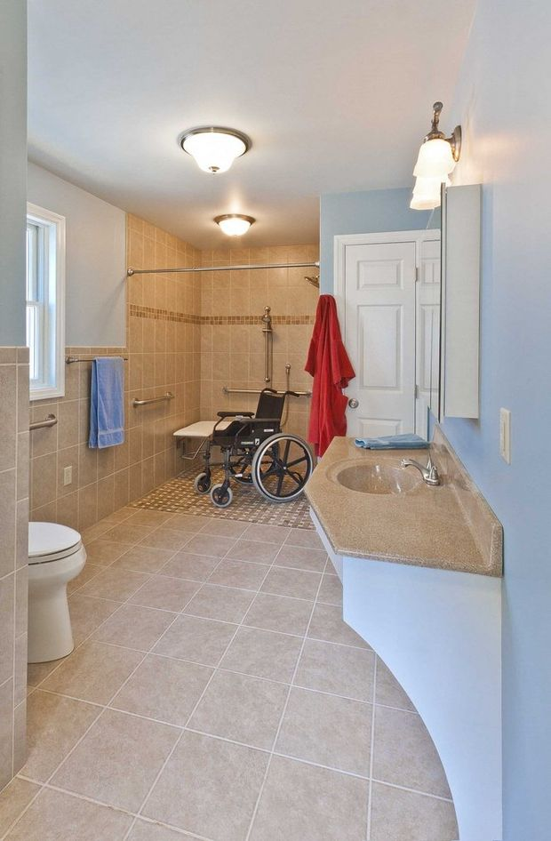 Most Home Accidents Occur In The Bathroom But A Few Precautions Can Make A Big Difference
