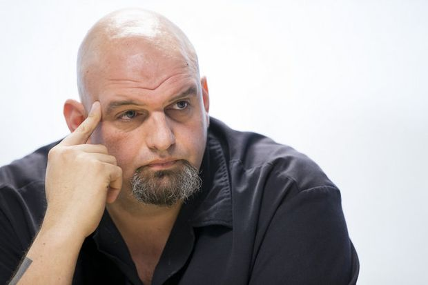 For Democrats Looking For A Change In The US Senate John Fetterman Is Their Best Choice