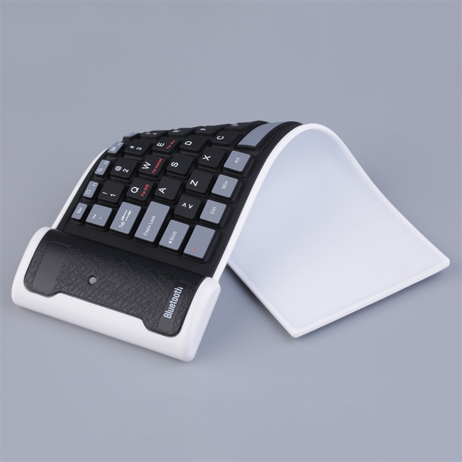 Portable Flexible Keyboard Silicone