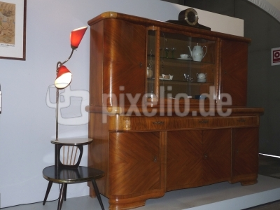 Kostenloses Foto: Möbel im Stil der 50er Jahre - pixelio.de