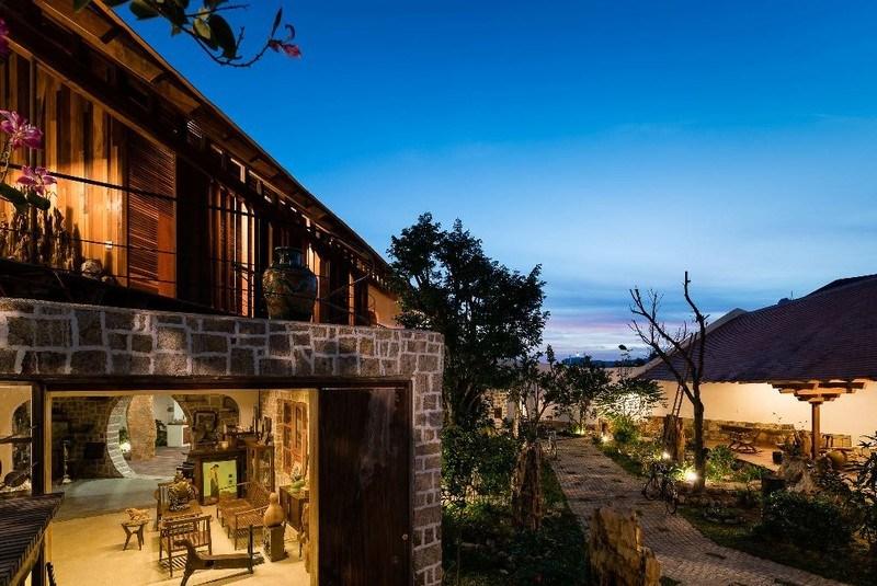 Lạc vào ốc đảo xanh trong ngôi nhà ở Nha Trang - ảnh 18