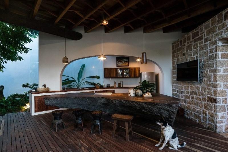 Lạc vào ốc đảo xanh trong ngôi nhà ở Nha Trang - ảnh 20