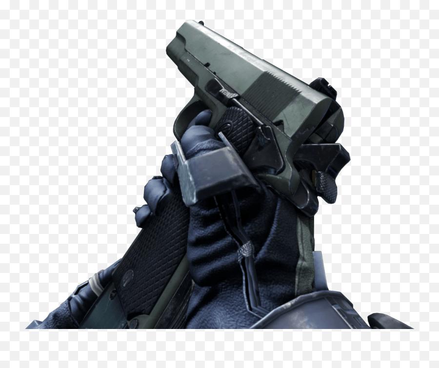 m1911 png full size png cod guns png