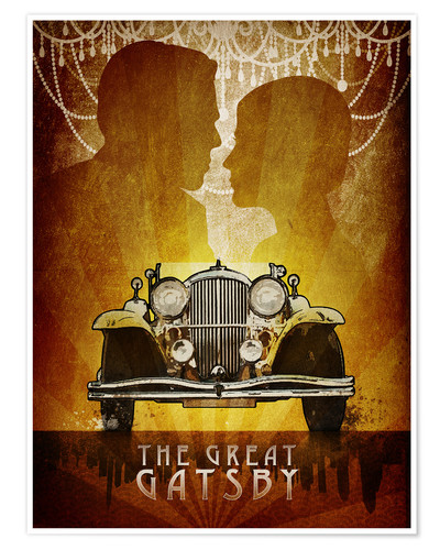 The Great Gatsby Posters And Prints