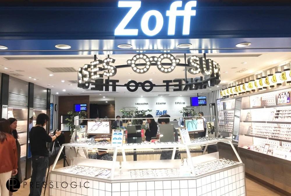 日本平價眼鏡Zoff再開分店登陸九龍灣!推超過70款迪士尼眼鏡+期間限定開業優惠 | HolidaySmart 假期日常
