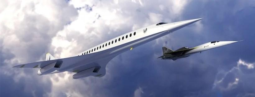 【最快飛機】美國宣布10月展出超音速客機!香港飛東京1個鐘就到?! | HolidaySmart 假期日常