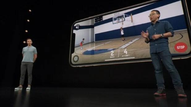 香港NEX Team 登上Apple發佈會?全因AR籃球練習APP | MENELECT