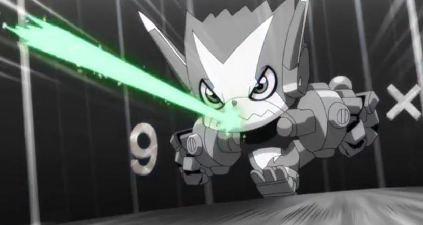 Assistir Digimon Universe: Appli Monsters - Episódio 35 Online