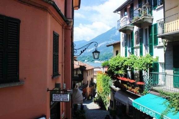 Bellaggio, Como gölü, İtalya