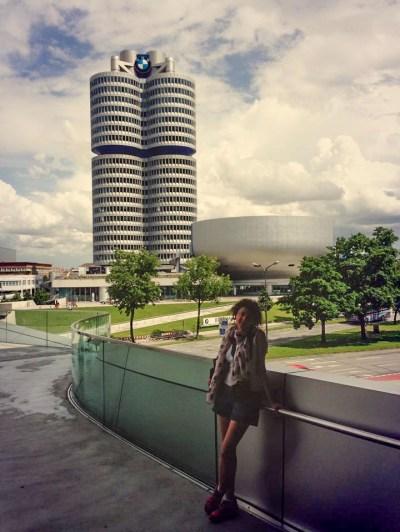 BMW headquarter
