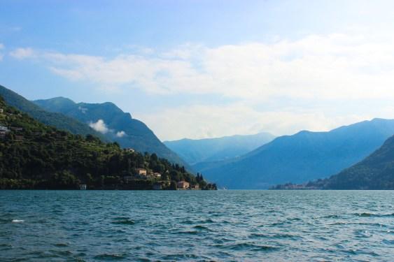 Como Gölü, İtalya