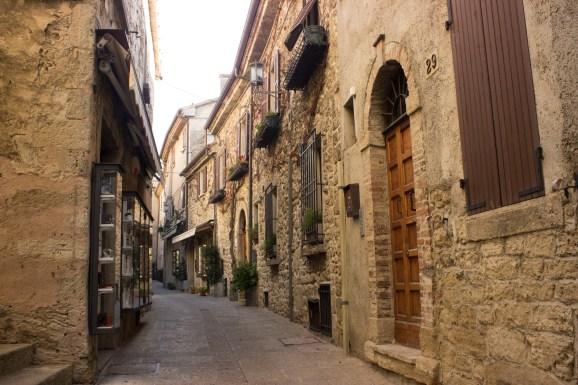 San Marino sokakları-2