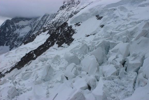 Eismeer ve Eigerwand