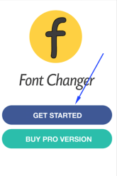 Font Changer Pro Android