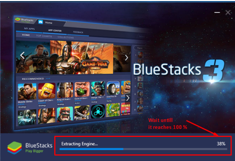 Download Bluestacks 3 for Windows 10 / 7 / 8.1 32-bit & 64-bit