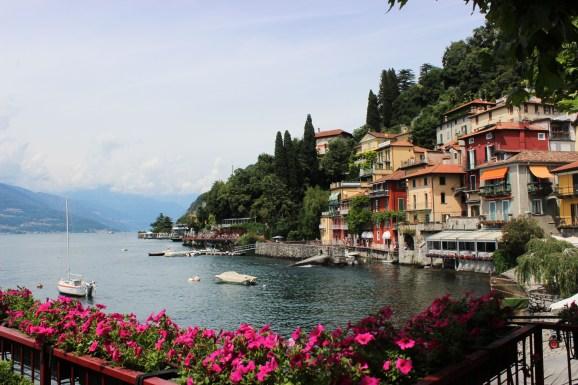 Varenna, Como gölü