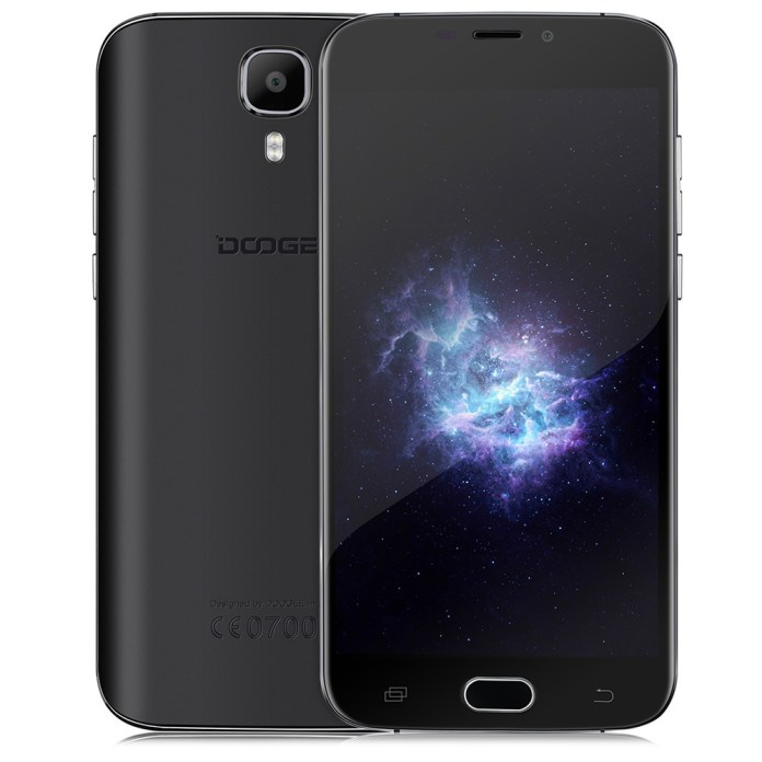 DOOGEE X9 Pro Android6.0 5.5inch 4G Smartphone 2GB RAM 16GB ROM Fingerprint GPS