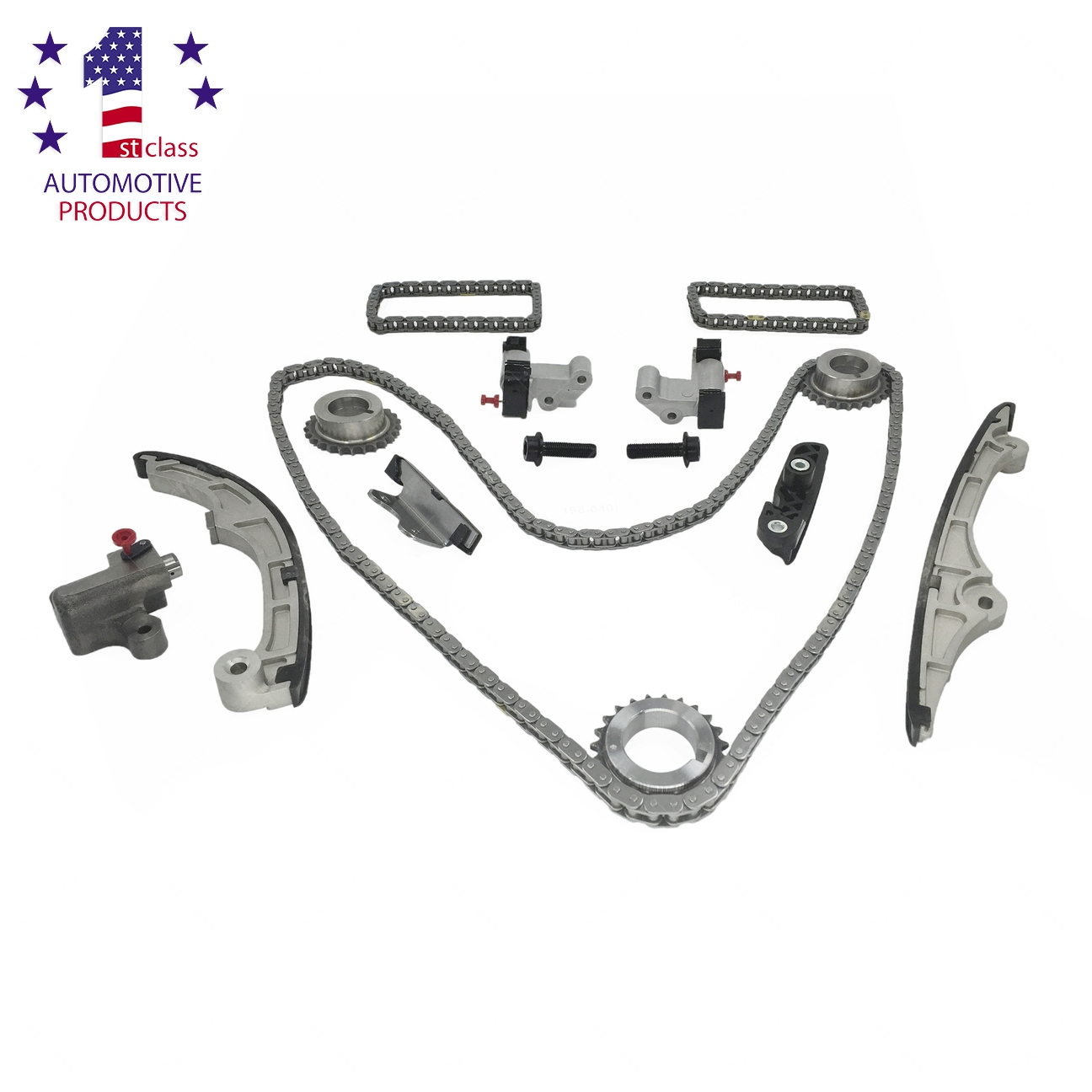 New Timing Chain Kit For 07 10 Ford Lincoln Edge Taurus Mkz V6 3 5l Dohc Duratec