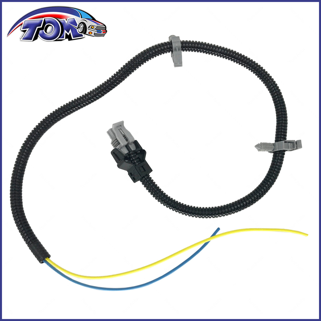 Abs Wheel Speed Sensor Wiring Harness Front Left For