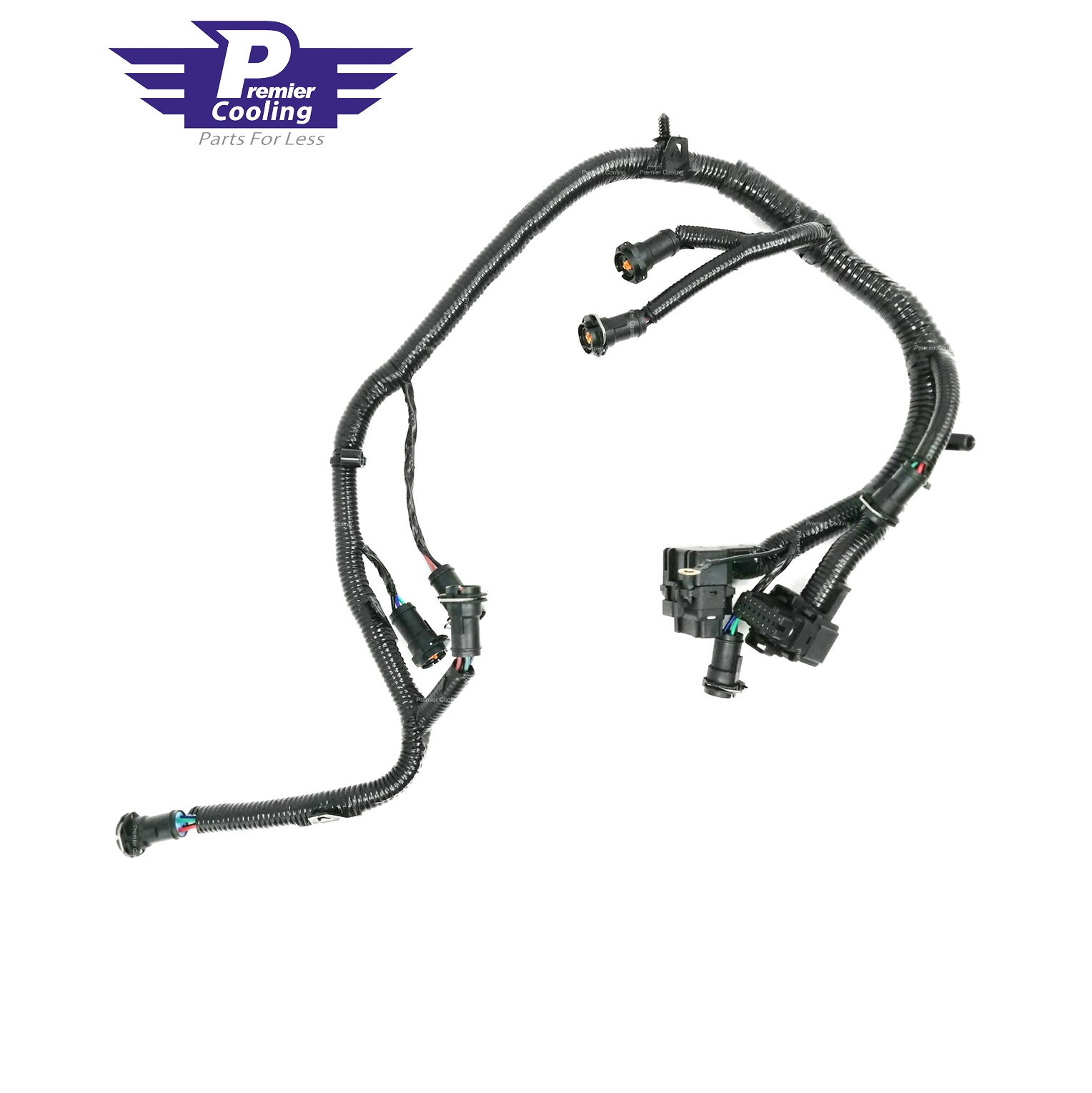 New Ficm Fuel Injector Module Wiring Harness For 03 07 Ford 6 0l Powerstrok
