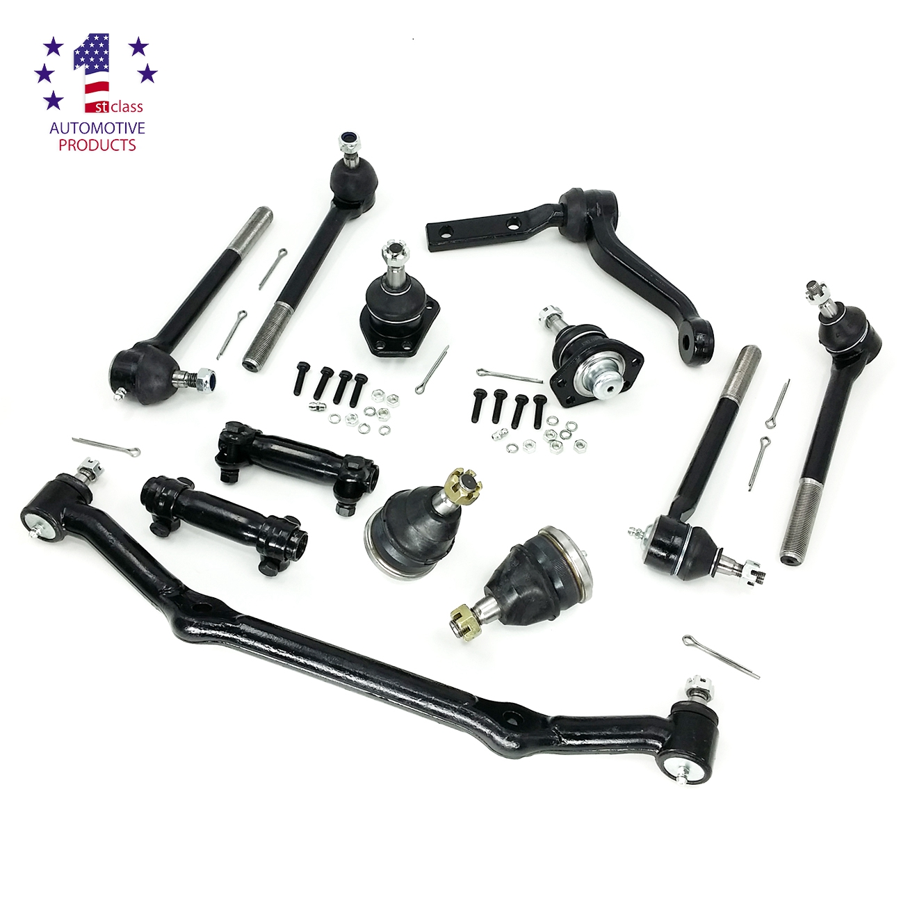 Brand New Suspension Kit For 2wd Chevy S10 Blazer Gmc