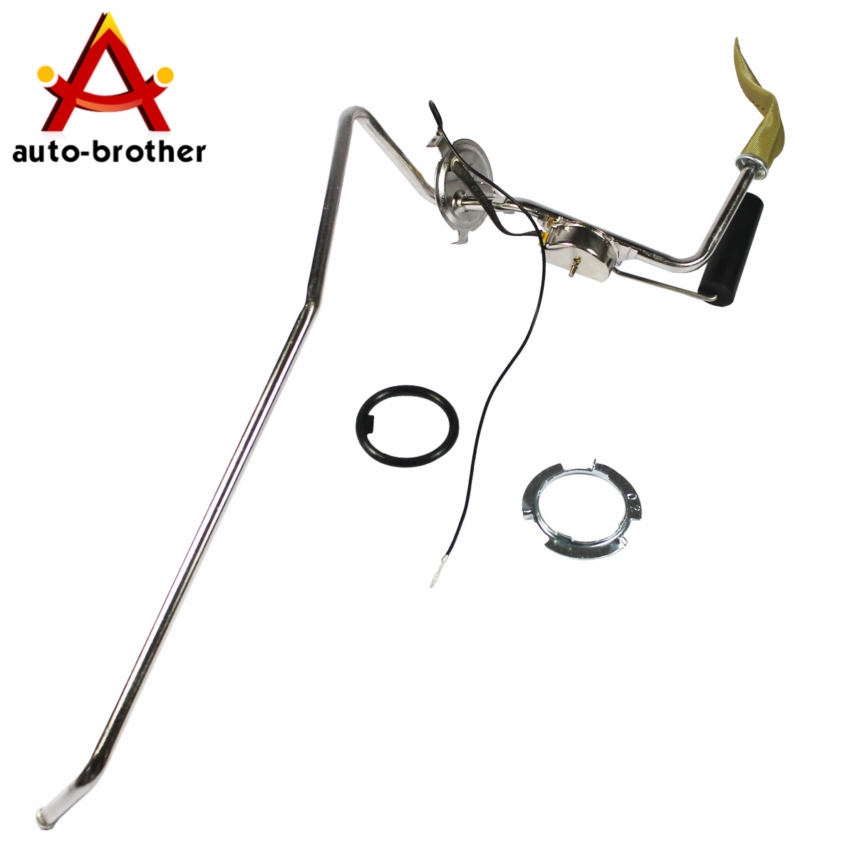 Stainless Steel Gas Fuel Tank Sending Unit 3 8 For Chevy