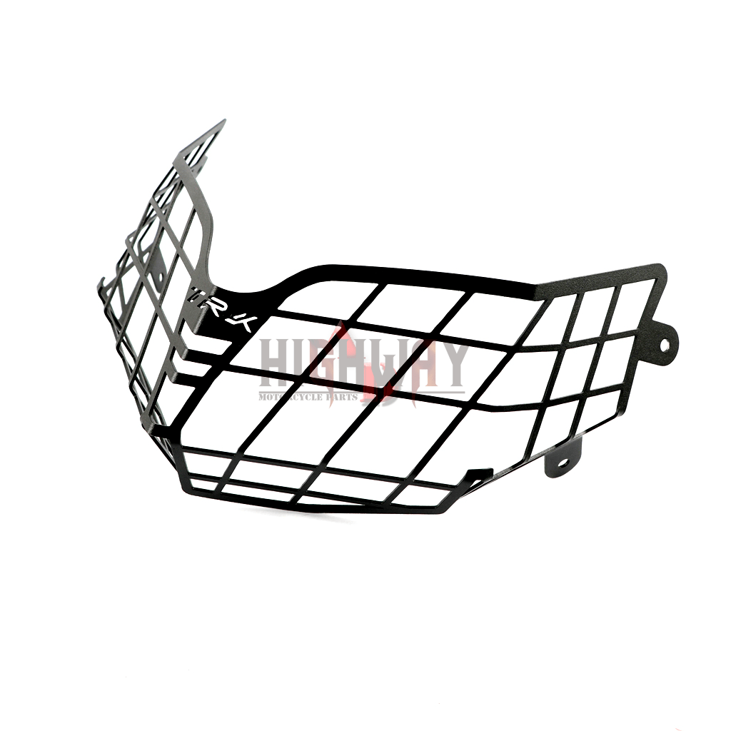Motorcycle Front Headlight Cover Protector Guard
