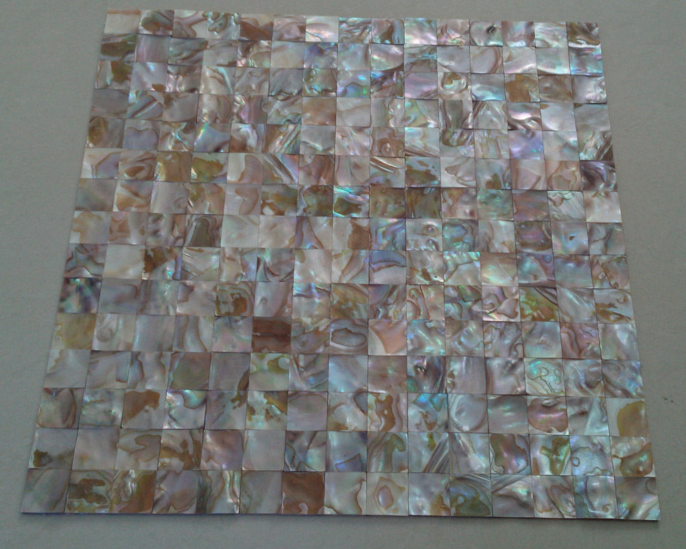 details about natural shell mosaic tile mother of pearl kitchen backsplash wall groutless tile