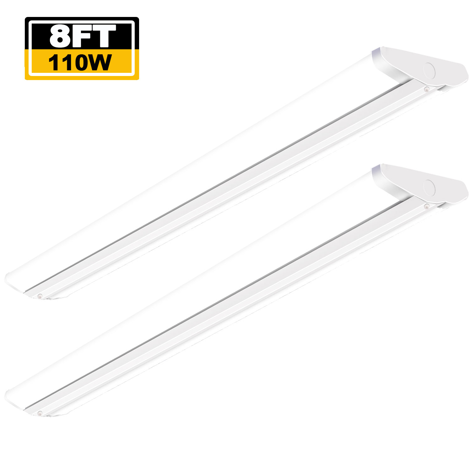 Antlux 110w 8ft Led Wraparound Ultra Slim Strip Lights