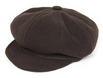 【楽天市場】NEW YORK HAT ニューヨークハット Wool Spitfire ウールキャスケット ...