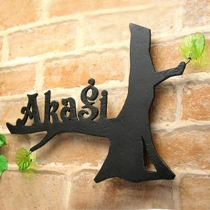 Attractive Name Plates Online And Decor Your Home Entrance