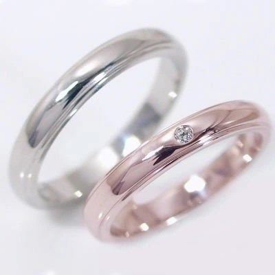 Ma38 Rakuten Global Market Pairing Wedding Rings