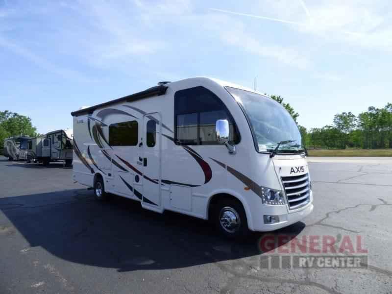 2018 New Thor Motor Coach Axis 25.3 Class A In Michigan MI