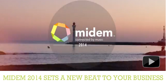 Music beats in people_s hearts and Midem 2014 sets it to beat louder
