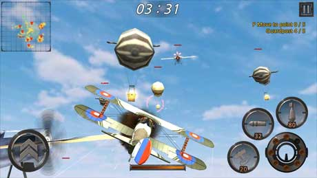 Air Battle World War